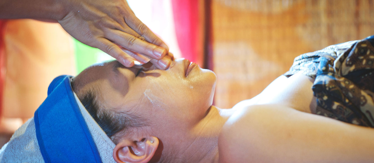 face treatment ubud aura